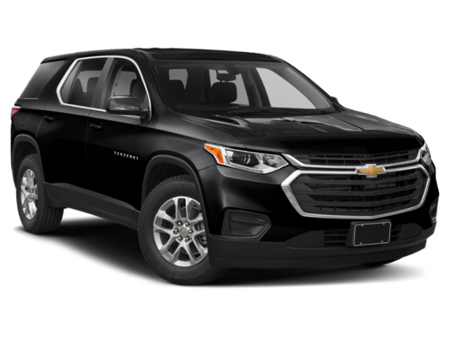 New 2019 Chevrolet Traverse LS FWD 4DR CROSS