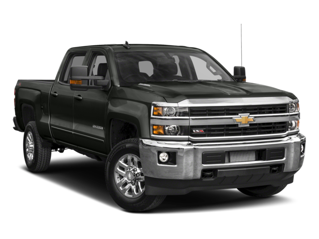 New 2018 chevrolet silverado 2500hd 4wd crew cab 153 7 lt for Shelor motor mile chevy