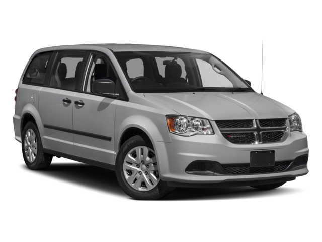 New 2018 DODGE Grand Caravan SXT Wagon