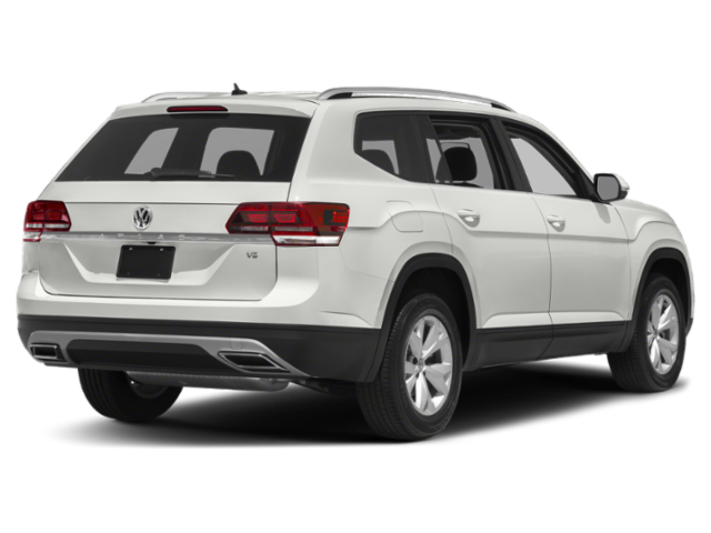 New 2019 Volkswagen Atlas 3.6 SE