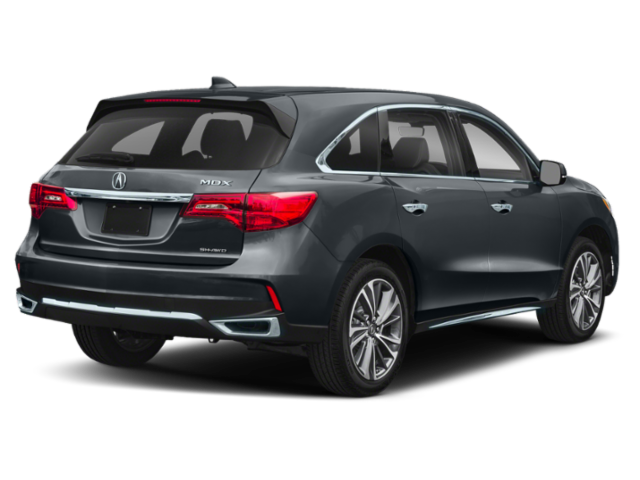 New 2020 Acura MDX w/Technology/Entertainment Pkg