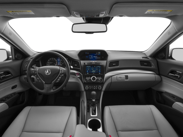 New 2018 Acura ILX w/Technology Plus Pkg