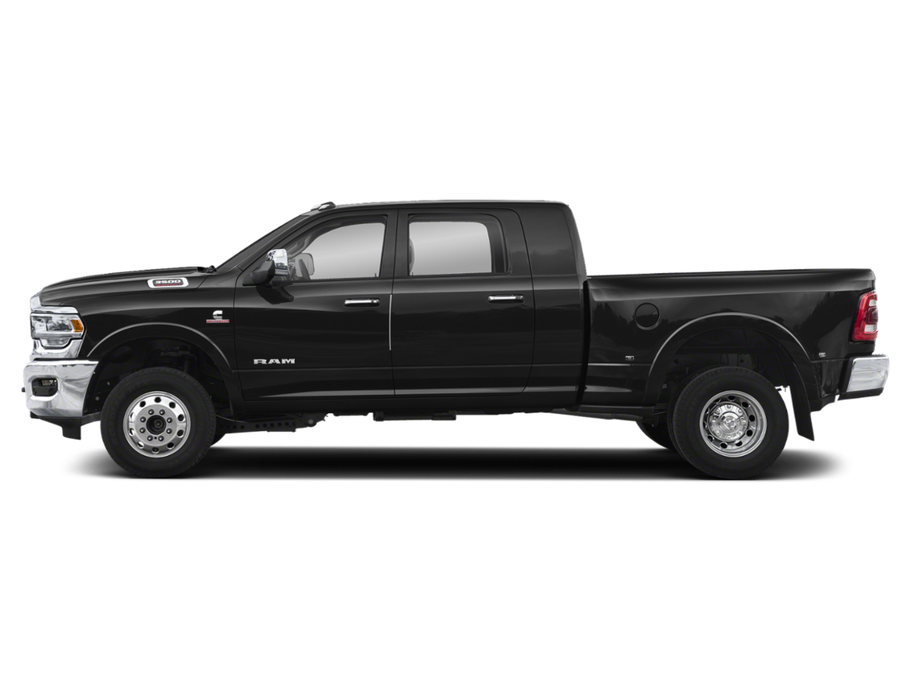 New 2019 Ram 3500 SRW Limited