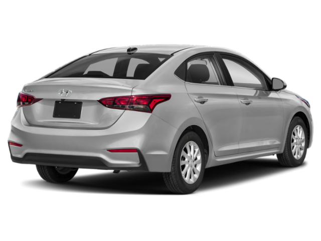 New 2020 Hyundai Accent SEL 4dr Sedan