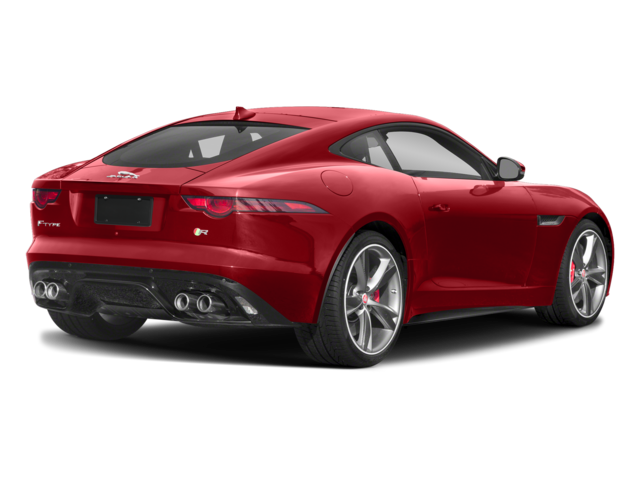 New 2018 Jaguar F TYPE
