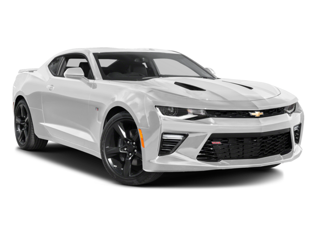 New 2018 Chevrolet Camaro Ss 2d Coupe In Paris 101740