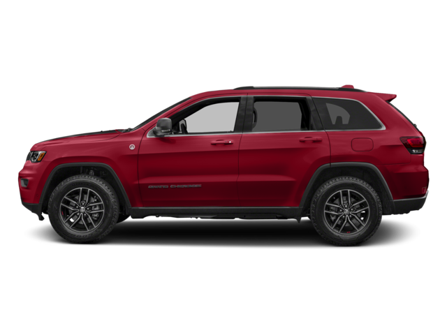 New 2017 Jeep Grand Cherokee Trailhawk 4d Sport Utility In