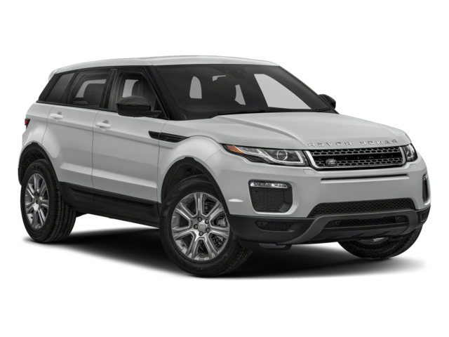 New 2018 Land Rover Range Rover Evoque Se Premium 4 Door