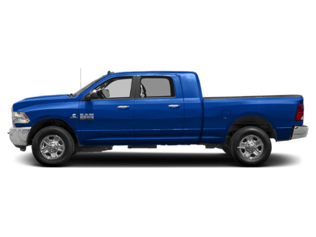 New 2018 RAM 2500 Big Horn 4x4 Mega Cab 6'4 Box