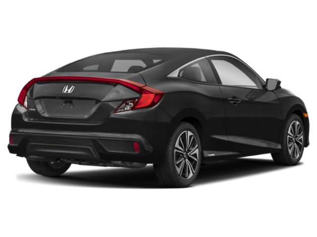 New 2018 Honda Civic Coupe EX-T