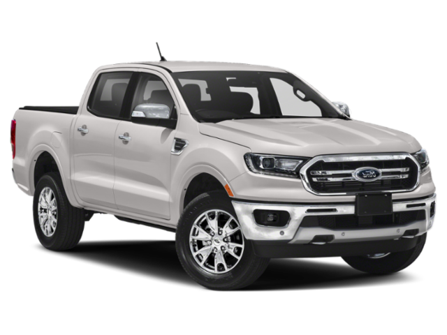 New 2019 Ford Ranger LARIAT 4WD SuperCrew 5 Box 4WD