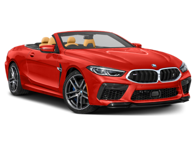 New 2020 BMW M8 2DR CONV