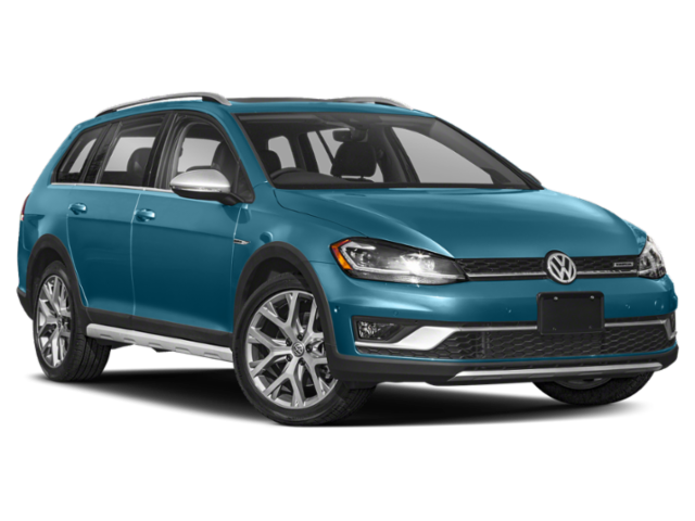 New 2019 Volkswagen Golf Alltrack TSI S 4Motion AWD