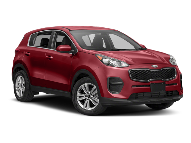 New 2018 kia sportage lx 4d sport utility in pittsburgh for Garage kia 95