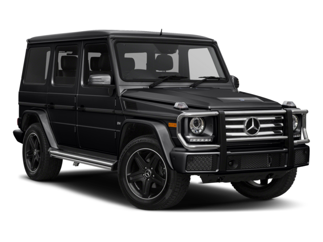 New 2017 Mercedes Benz G Class G 550 Suv In Little Silver