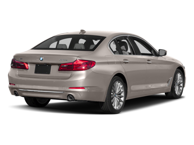 New 2018 BMW 5 Series 530i xDrive Sedan With Navigation & AWD