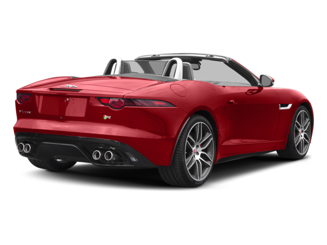 New 2018 Jaguar F TYPE R