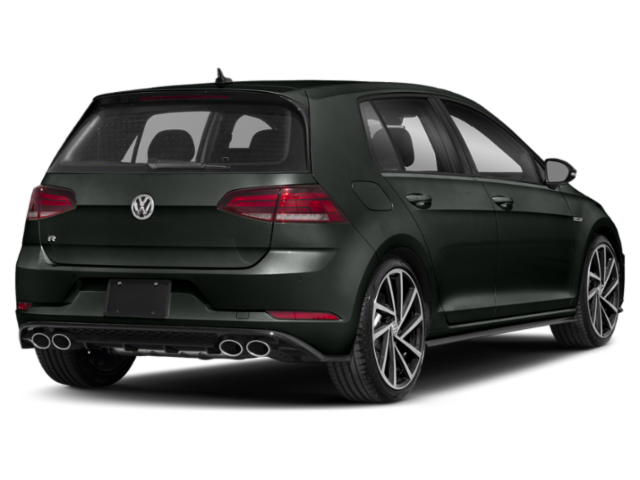 New 2019 Volkswagen Golf R w/DCC and Navigation