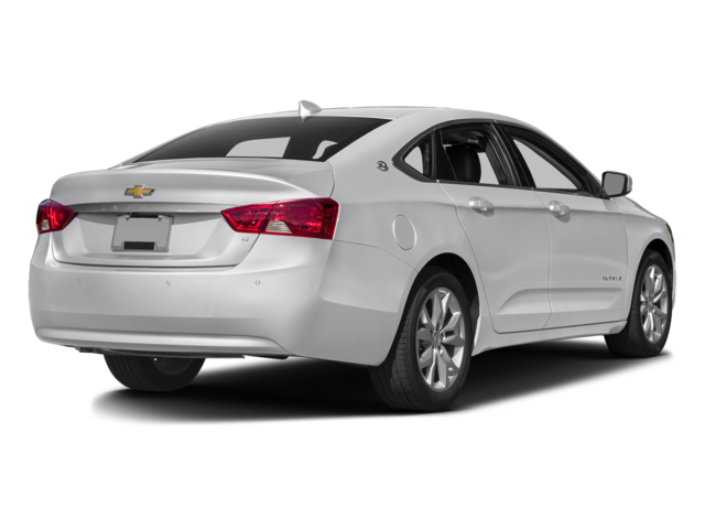 New 2017 Chevrolet Impala Lt 4d Sedan Albany