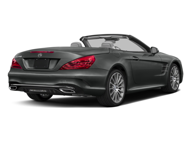 New 2018 Mercedes-Benz SL SL 550
