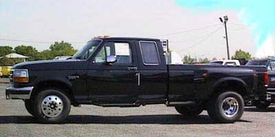 Pre-Owned 1997 Ford F350 Regular Cab Four Wheel Drive Long Bed