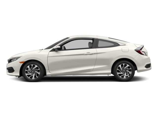 New 2016 Honda Civic Coupe 2dr Cvt Lx Coupe In Amarillo
