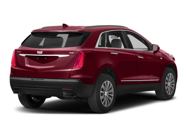 New 2018 Cadillac XT5 Premium Luxury