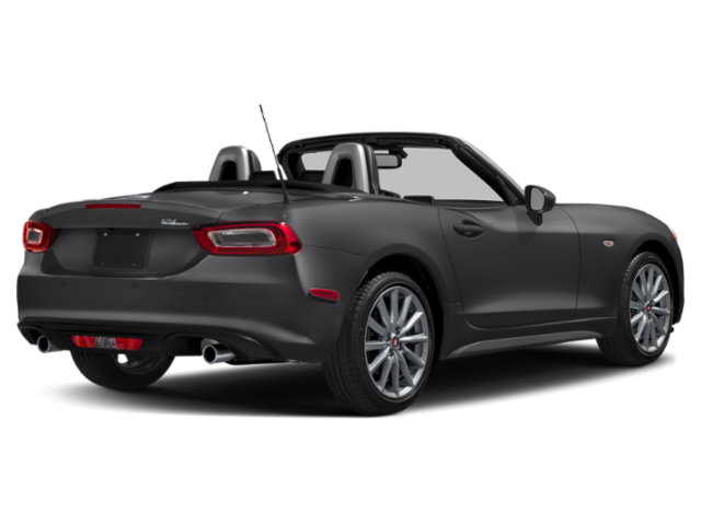 New 2018 FIAT 124 Spider Lusso Red Top Edition