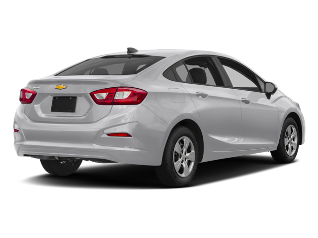 New 2018 Chevrolet Cruze Ls 4dr Car In Lawrence C7132