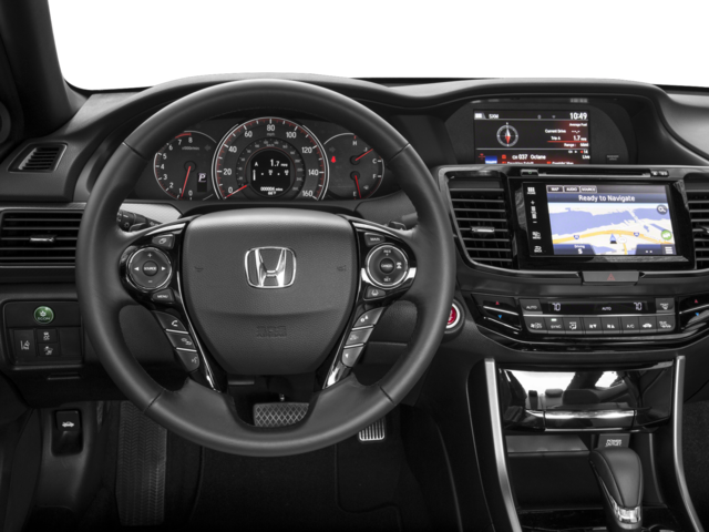 new 2016 honda accord ex l v6 w navi w honda sensing coupe in hempstead 163496 millennium honda. Black Bedroom Furniture Sets. Home Design Ideas