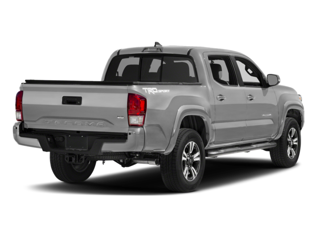New 2017 Toyota Tacoma Double Cab Trd Sport V6 4x2 Pu In