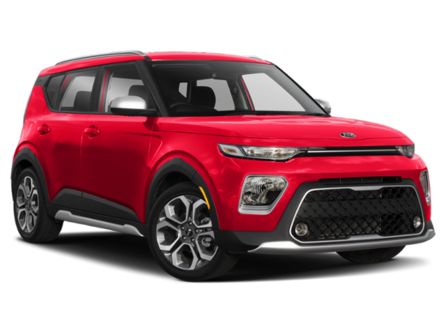 New 2020 Kia Soul GT-Line Turbo