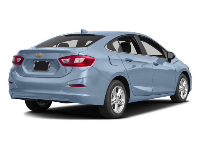 New 2017 Chevrolet Cruze Lt Auto Sedan In Rice Lake R1789