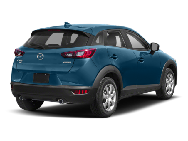 New 2019 Mazda CX-3 GX AT AWD - Touch Screen