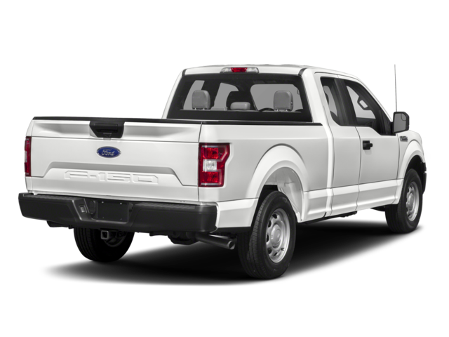 New 2018 ford f 150 xl super cab in ontario 8c266 for Citrus motors ford ontario ca