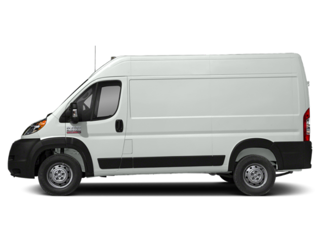 New 2019 RAM ProMaster 2500 High Roof 136 WB