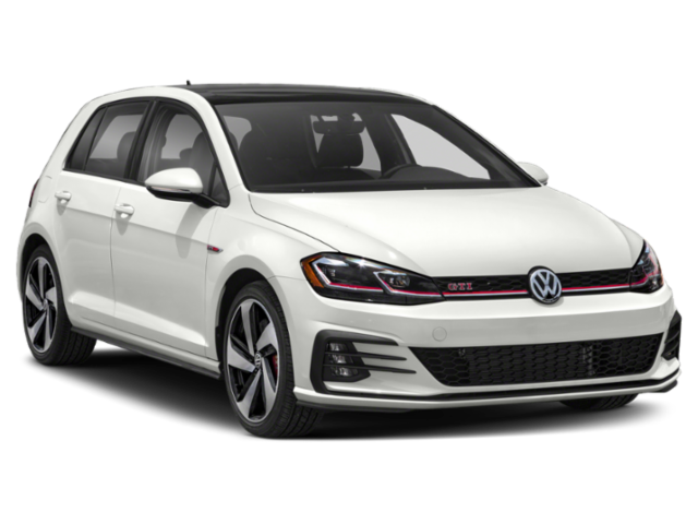 New 2020 Volkswagen Golf GTI S