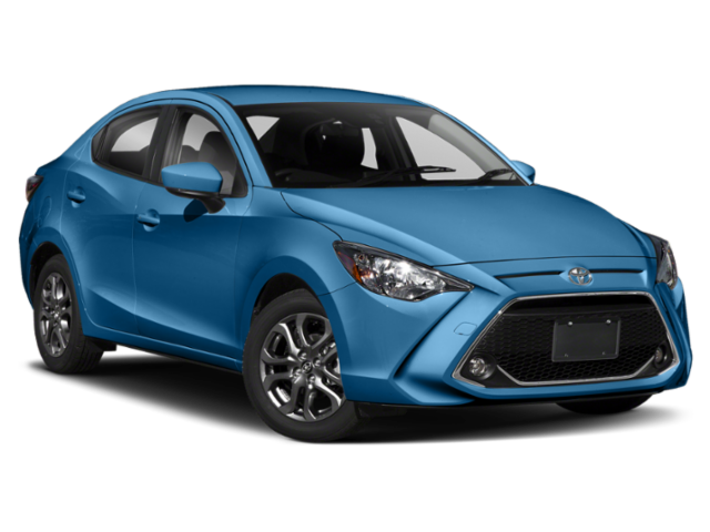 New 2019 Toyota Yaris L L 4dr Sedan 6A In Schaumburg