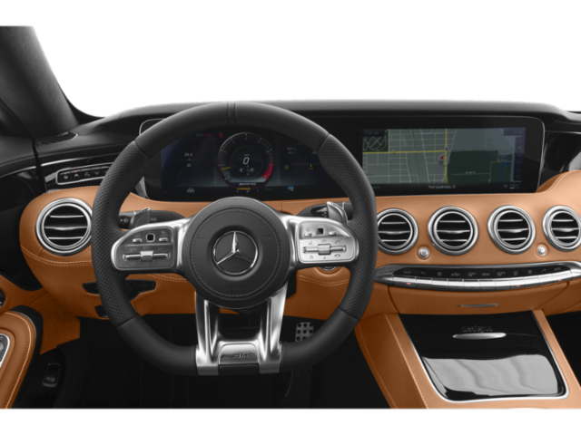 New 2019 Mercedes Benz S Class Amg S 63 Coupe Awd 4matic