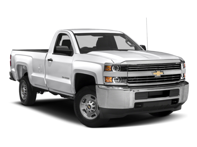 New 2018 Chevrolet Silverado 2500hd Work Truck 2d Standard