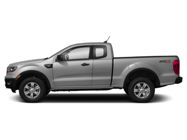 New 2019 Ford Ranger XL 4WD SUPERCAB 6' BOX