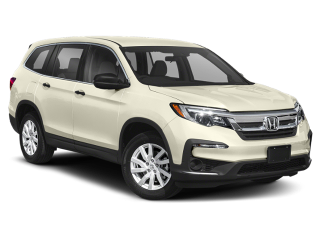 New 2019 Honda Pilot LX AWD