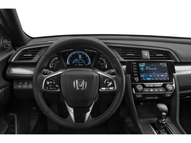 New 2019 Honda Civic Hatchback EX-L Navi