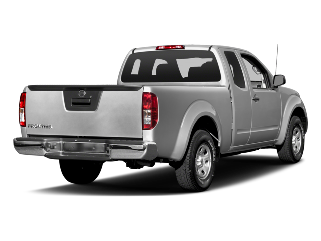 New 2017 Nissan Frontier S King Cab In Alhambra 6844