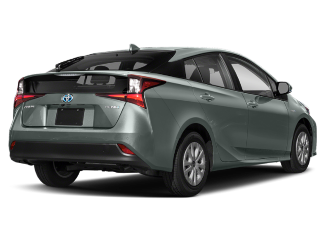 New 2021 Toyota Prius XLE AWD Hatchback