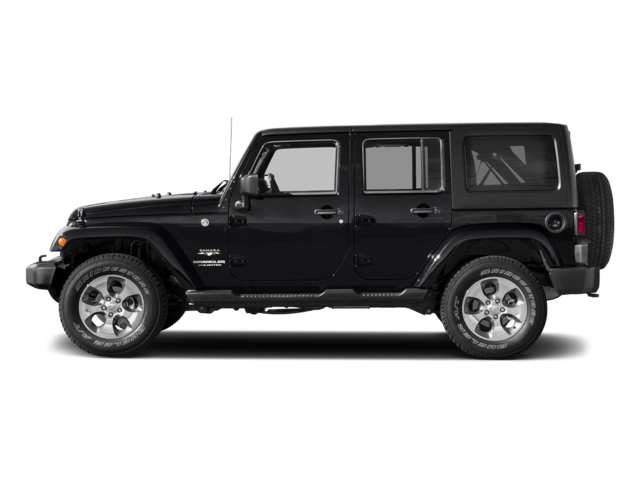 New 2017 JEEP Wrangler JK Unlimited Sahara