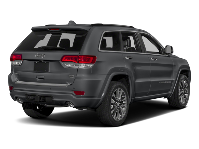 New 2017 Jeep Grand Cherokee Overland 4d Sport Utility In