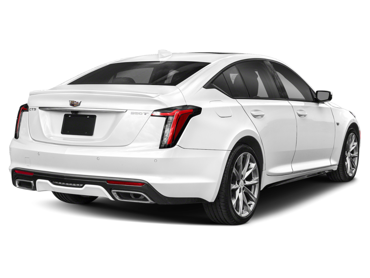 New 2020 Cadillac CT5 Luxury