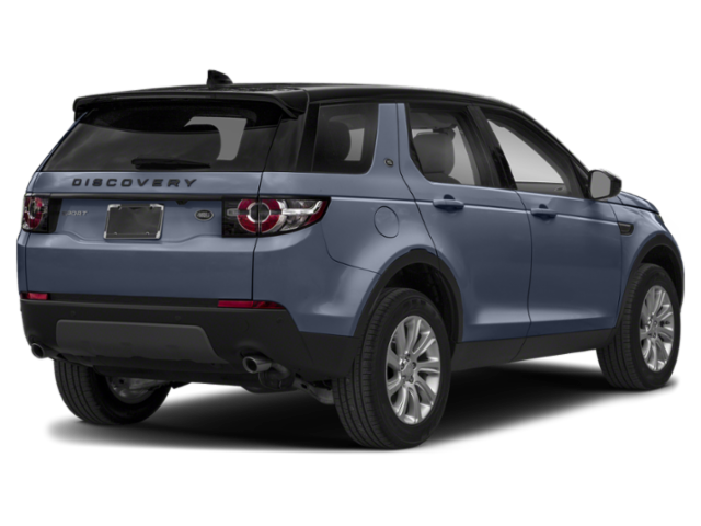 Land Rover Discovery Sport >> New 2019 Land Rover Discovery Sport Se 4 Door In Fort Myers