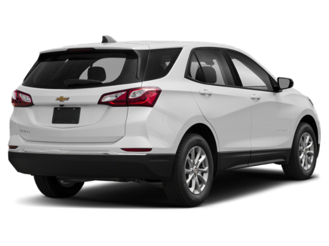 New 2020 Chevrolet Equinox AWD 4dr LS w/1LS